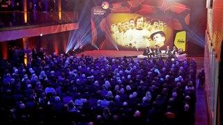 Einweihung der Hall of Fame in Dortmund