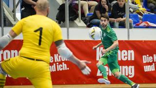 Zweites Spiel, zweites 2:2 gegen Österreich