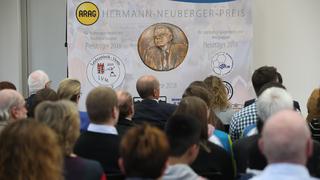 Hermann-Neuberger-Preis 2018