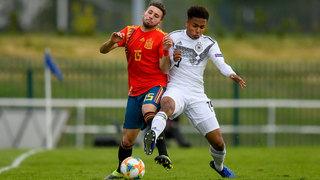 U 17 verliert gegen Spanien