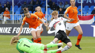 Niederlage gegen die Niederlande