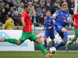 RL: Carl-Zeiss Jena - 1. FC Magdeburg