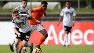 U 15 verliert gegen Oranje-Team