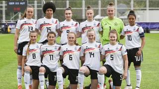 U 17-Juniorinnen gewinnen gegen Österreich