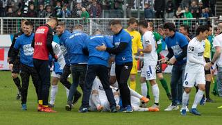 Karlsruhe steigt in die 2. Liga auf
