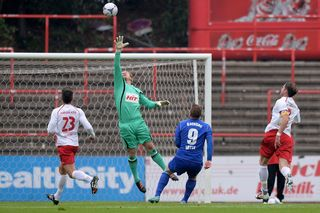 RL: Fortuna Köln - Sportfreunde Lotte