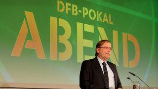 Galaabend vor dem DFB-Pokalfinale