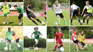 DFB-Training online: Tore schießen leicht gemacht