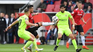Wehen Wiesbaden gewinnt Relegationsrückspiel