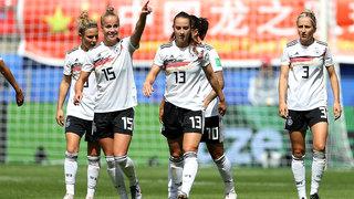 Sieg zum WM-Auftakt gegen China