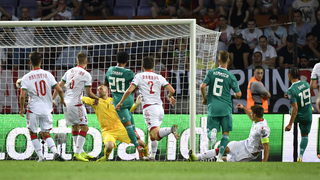 Sieg in der EM-Qualifikation gegen Belarus