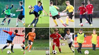 DFB-Training online: Zum Ende motivierende Technikschwerpunkte setzen
