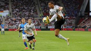 Dritter Qualisieg im dritten Spiel: Kantersieg gegen Estland