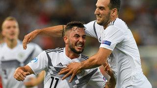 U 21-EM: Auftaktsieg gegen Dänemark