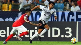 Remis gegen Österreich: Halbfinaleinzug perfekt
