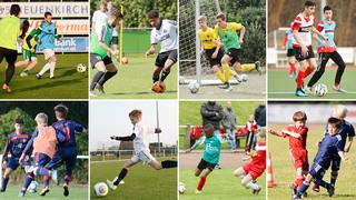 DFB-Training online: Tipps für ein dosiertes Kopfballtraining