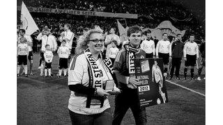 Zehn Jahre Fan Club - Horst Hamann hält Fan-tastic Moments fest