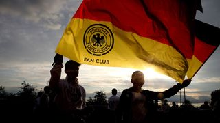 Fan Club: Impressionen vom Estland-Spiel in Mainz