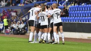 Zweiter Sieg im zweiten Spiel: 5:0 gegen Belgien