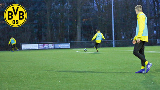 BVB U 15: Spielaufbau aus der Dreierkette