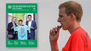 Schiedsrichter-Zeitung 4/2019