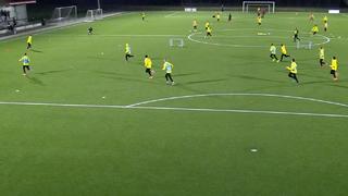 BVB U 15: Pressen im 5-3-2
