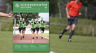 Schiedsrichter-Zeitung 5/2019