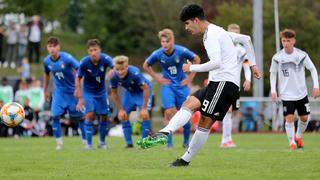 Torreiches Spiel: U 17 3:3 gegen Italien