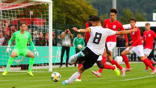 U 19 siegt gegen England