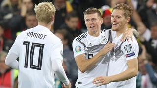2:0-Sieg gegen Nordirland