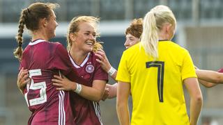 U 17: Vier Tore und Sieg gegen Schweden