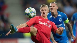 Salzburgs Haaland: Ein neuer 'Knipser' in der Champions League