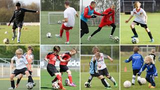 DFB-Training online: Den Gegner stehen lassen