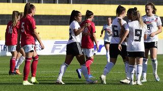 EM-Quali: U 19-Frauen feiern Auftaktsieg
