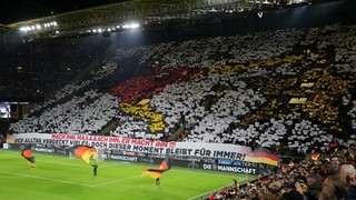Fan Club-Impressionen vom Argentinien-Spiel