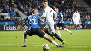 Torchancen in Unterzahl herausspielen wie das DFB-Team