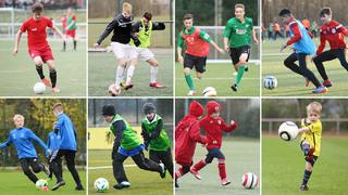 DFB-Training online: Dribbelkünstler ausbilden