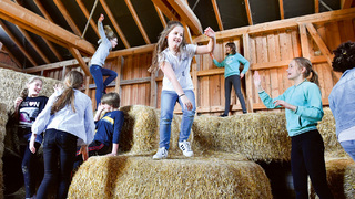 Ab auf´s Land! Teambuilding auf dem Bauernhof
