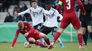 0:1 im ersten Spiel gegen Tschechien