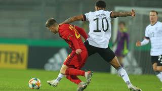 U 21 verliert 2:3 gegen Belgien