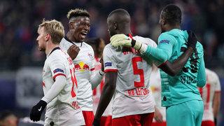 Wie RB Leipzig: Bis zur letzten Sekunde mental stark