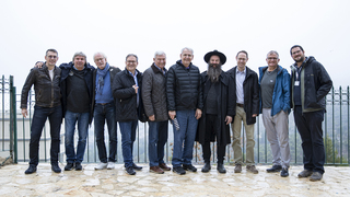 DFB-Delegation besucht Israel