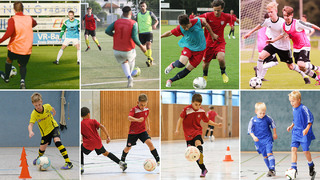 DFB-Training online: Eine gute An- und Mitnahme ist das A und O!