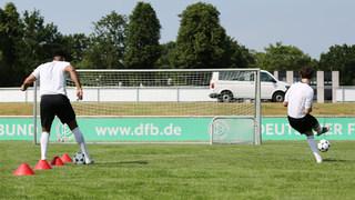 Dribbel-Speed