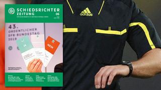 Schiedsrichter-Zeitung 6/2019
