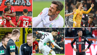Bundesliga: Das waren die Highlights der Hinrunde 2019/20