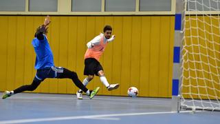 Futsal-Trainingseinheit: Einführung in das Spiel mit dem Futsal-Ball