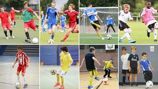 DFB-Training online: Grundlagen für die Rückrunde
