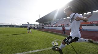 U 16 meldet sich mit 4:1 gegen Kolumbien zurück