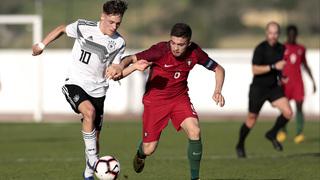 U 17 verliert gegen Portugal